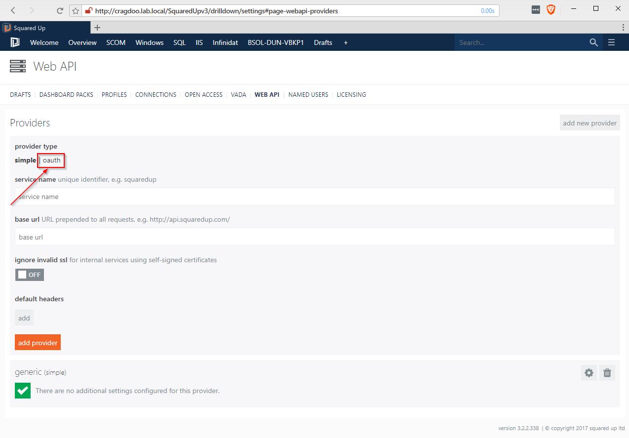 Veeam availability console api and squaredup api dashboard squared up - Api up ...